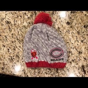 NFL New Era Chicago Bears Breast Cancer Pink Hat
